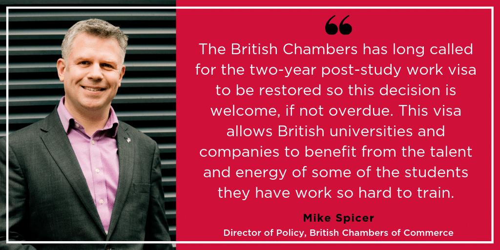 British Chambers